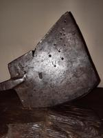 16th Century Austrian Castle Armourers Kitchen Cleaver (3 of 11)