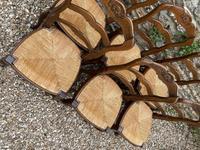 Six Oak Chairs (6 of 7)