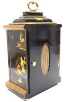 Good Caddy Top Mantel Clock – Chinoiserie Striking 8-day Mantle Clock by Elliot London (11 of 13)