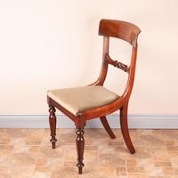 Set of Eight 19th Century Mahogany Dining Chairs (11 of 26)