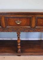 Quality Oak Sideboard Dresser Base (11 of 11)