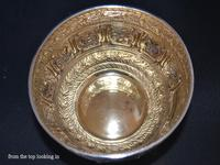 Victorian Silver Bowl by Charles Boyton 1880 (4 of 4)