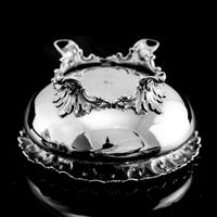 Magnificent Set of 4 Georgian Solid Silver Salts - Barnard 1837 (11 of 22)