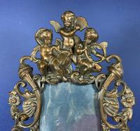 Victorian Cast Iron Photo Frame (2 of 10)