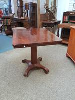 Antique Breakfast Table (3 of 6)