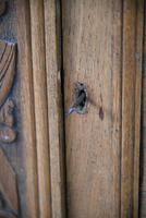 Victorian Golden Oak Dresser (6 of 11)