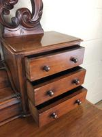 Victorian Mahogany Duchess Dressing Table (6 of 21)