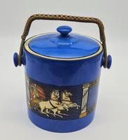 Scottish Pottery Brittania Pottery Scotch Biscuit Barrel (2 of 5)