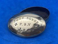 19th Century Brass Minors Tobacco Tin (7 of 12)