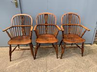 19th Century Windsor Chairs (3 of 10)