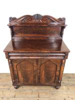 Antique 19th Century Mahogany Chiffonier Sideboard (11 of 12)