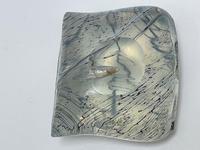 Decorative Art Glass Oude Horn Willem Heesen Signed Pillow Paperweight (23 of 27)