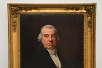 Antique Giltwood Framed Oil Painting Portrait (11 of 12)