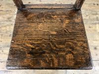 Four 19th Century Oak Farmhouse Chairs (7 of 17)