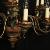 Florentine 18 Light Polychrome Chandelier (4 of 10)