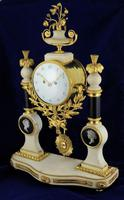 Louis XVI French Fusee Mantle Clock - Fine 18th Century Clock (9 of 9)