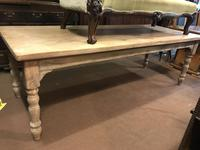 Very Good Late Victorian Antique Pine Table (5 of 14)