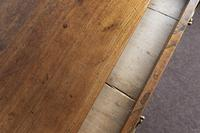 Wonderful Provincial Elm Side Table with Single Drawer (4 of 5)