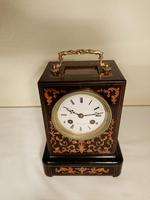 French Officers Campaign Clock (8 of 10)