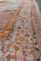 Massive Antique Ushak Carpet 597x525cm (5 of 13)