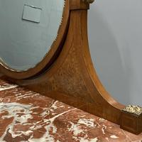 Large French Marble Top Dressing Table (6 of 9)