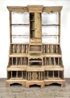 Unusual Victorian Antique Pine Chicken Coop Dresser (14 of 16)