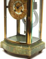 Incredible French 4 Glass French Regulator 8-day Mantle Clock (5 of 12)