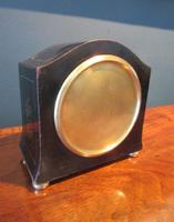 Small Edwardian Chinioserie Mantel Clock (7 of 8)