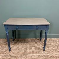 Gillows Design Regency Country House Painted Antique Side Table (7 of 7)
