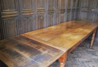Early 19th Century Extending Farmhouse Table (8 of 8)
