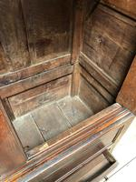 Large Antique 18th Century Welsh Oak Press Cupboard (M-808) (16 of 18)