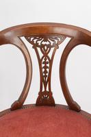 Edwardian Mahogany Tub Chair (6 of 13)