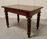Small Mahogany Occasional Table (5 of 6)