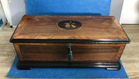Victorian Rosewood Music Box (4 of 14)