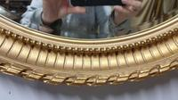 Superb Edwardian Mirror (3 of 4)