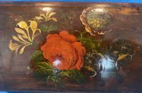 Victorian Belgium Painted Box in Holly (4 of 13)