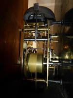 Scottish Longcase Clock E. Maule Coldstream (4 of 13)