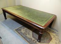very large library table / boardroom table (7 of 8)