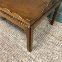 Edwardian Tray Top Antique Coffee Table (2 of 5)