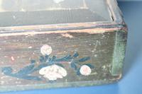 Scandinavian / Swedish 'Folk Art' Original Paint Rosmålning, Desk Timplåda / Sliding Lidded Box Gustavian, 1806 (15 of 16)