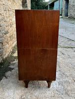 Antique Military Campaign Teak Chest of Drawers (5 of 21)