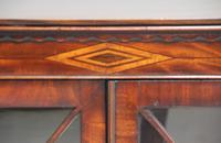 19th Century Mahogany Glazed Display Cabinet (5 of 7)