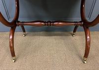 Splendid 19th Century Mahogany Sofa Table (6 of 22)