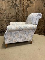 English Howard Style Armchair (4 of 7)
