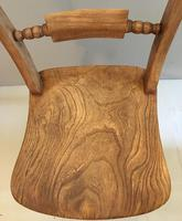 Mixed Wood Oxford Rope Back Kitchen Chair (2 of 3)