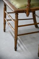 Pair Country Style Carver Chairs (5 of 12)