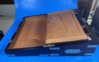 Victorian Full Brassbound Rosewood Writing Slope (12 of 19)