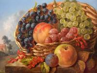 Still life oil painting after Albert Francis King (3 of 8)