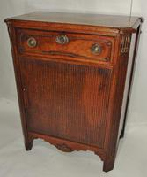 18th Century Dutch Oak Side Cabinet (2 of 9)