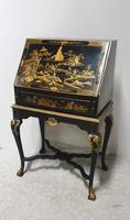 Outstanding Chinoiserie / Laquered Bureau (2 of 15)